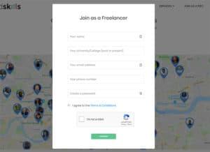Freelancer Register