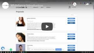 Whitelance Marketplace Demo